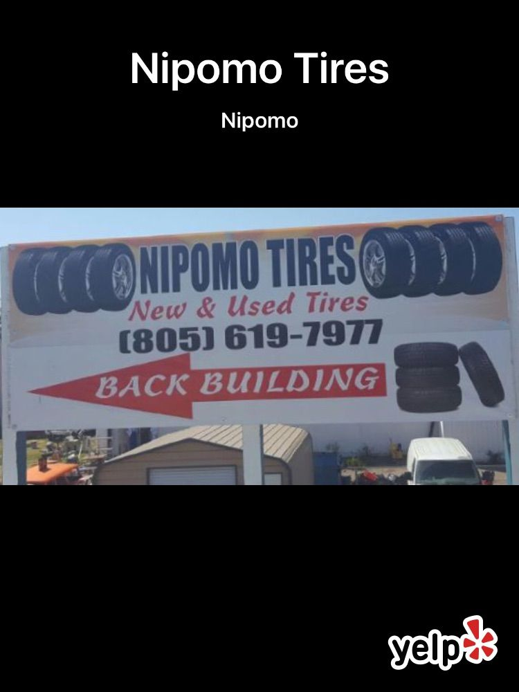 Nipomo Tires: 190 S Thompson Rd, Nipomo, CA