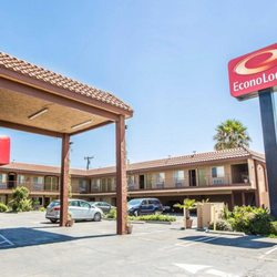 Photo Of Econo Lodge Carson Near Stubhub Center Ca United States