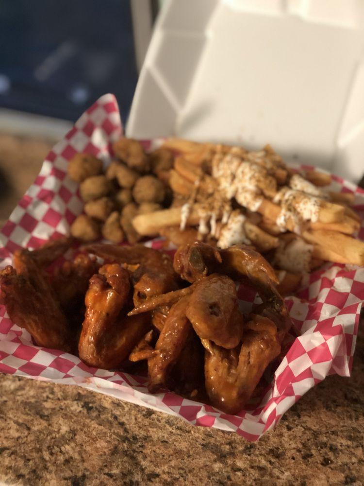 Mealz on Wheelz Food Truck: 605 Windsor Ct, Dothan, AL