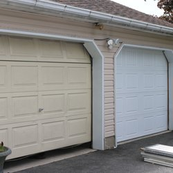 Charmant Photo Of Girardu0027s Garage Door Services   Bath, PA, United States. Before (