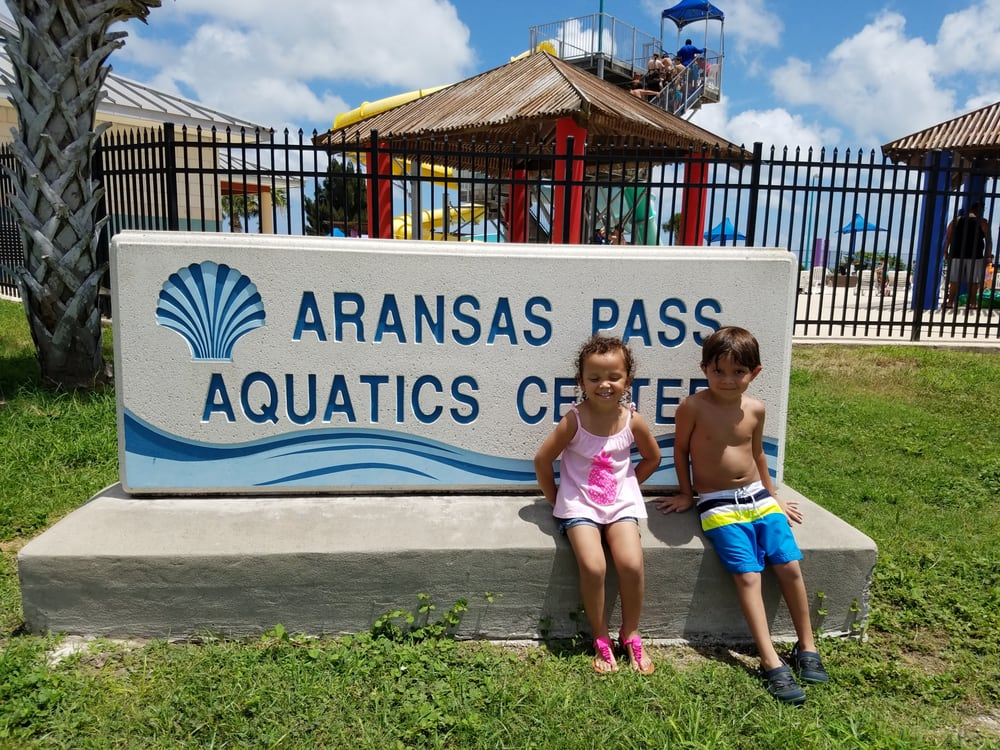 Aransas Pass Aquatic Center: 400 E Johnson Ave, Aransas Pass, TX