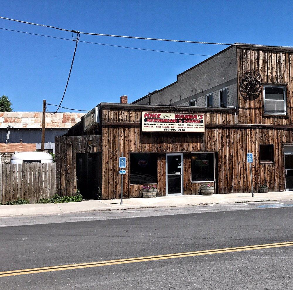 Mike & Wanda's Family Dining: 423 Modoc Ave, Tulelake, CA