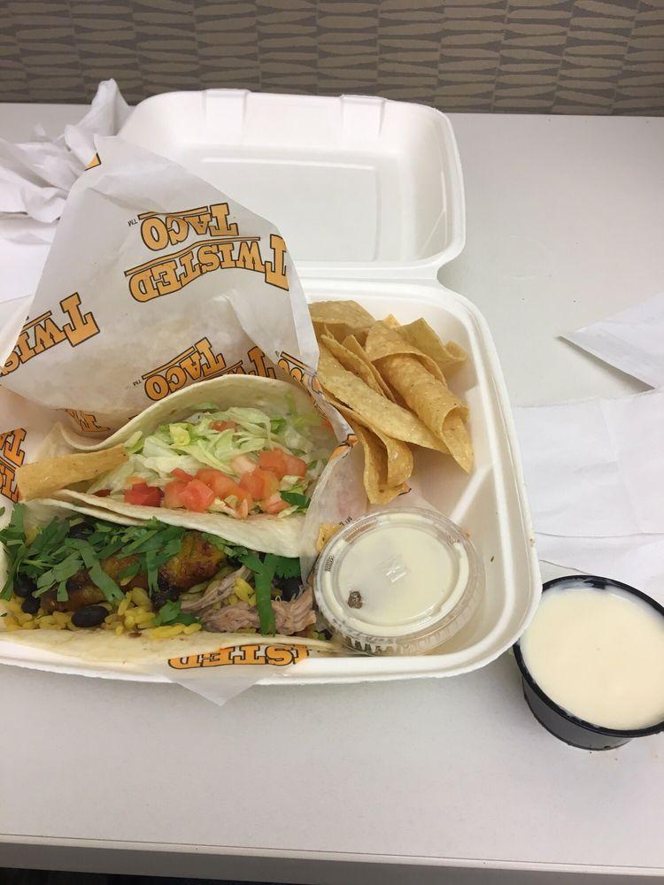 Twisted Taco: 350 Ferst Dr, Atlanta, GA