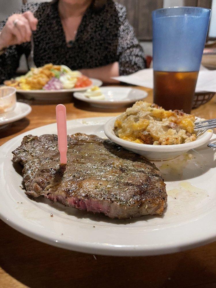 Wyatt Earp's Steakhouse: 102 E Court Sq, Covington, TN