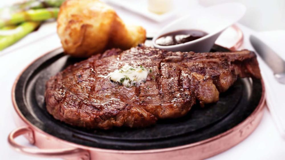 how to cut silvers from steak