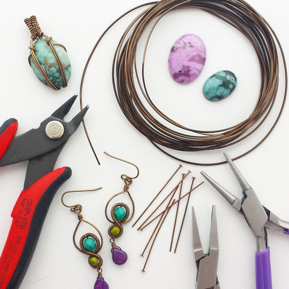 Wire wrapping supplies and tools - Yelp