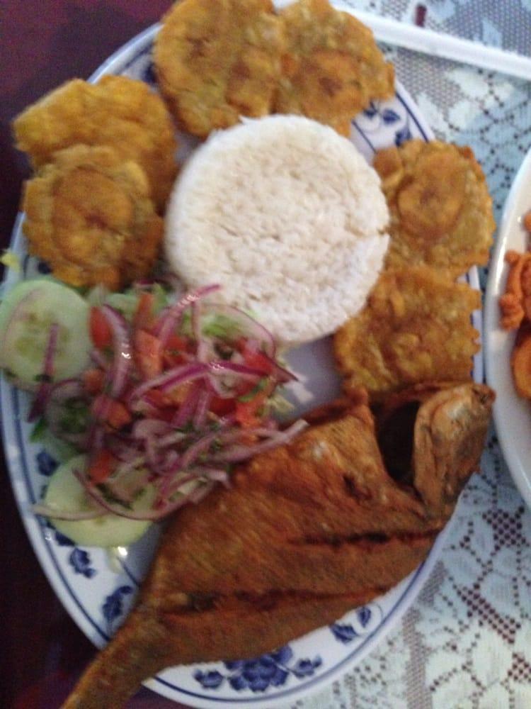 Mi lindo ecuador seafood 182 bloomfield ave newark for Fish market newark nj