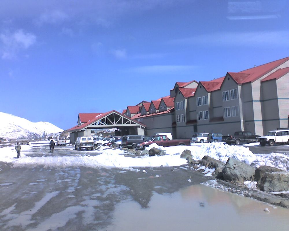 Grand Aleutian: 498 Salmon Way, Dutch Harbor, AK