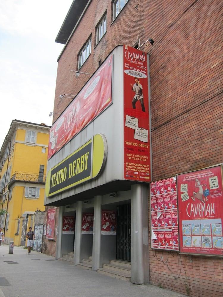 Teatro derby ooppera ja baletti via pietro mascagni 8 for Via pietro mascagni 8 milano