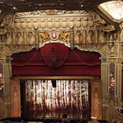 Photo Of Oriental Theatre Chicago Il United States Beautiful Stage