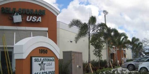 Self Storage Usa Self Storage 1950 Banks Rd Margate