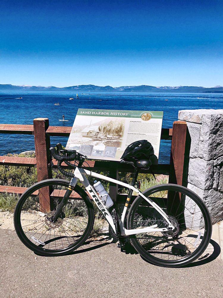 Vista Trail Bikes: 893 Tahoe Blvd, Incline Village, NV