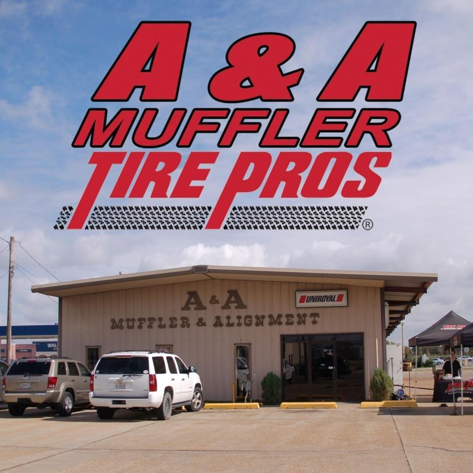 A & A Muffler: 704 N Davis Ave, Cleveland, MS
