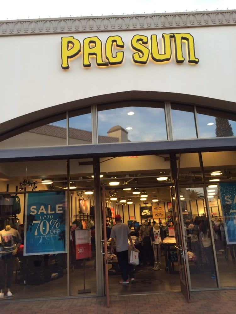 Pacsun Number