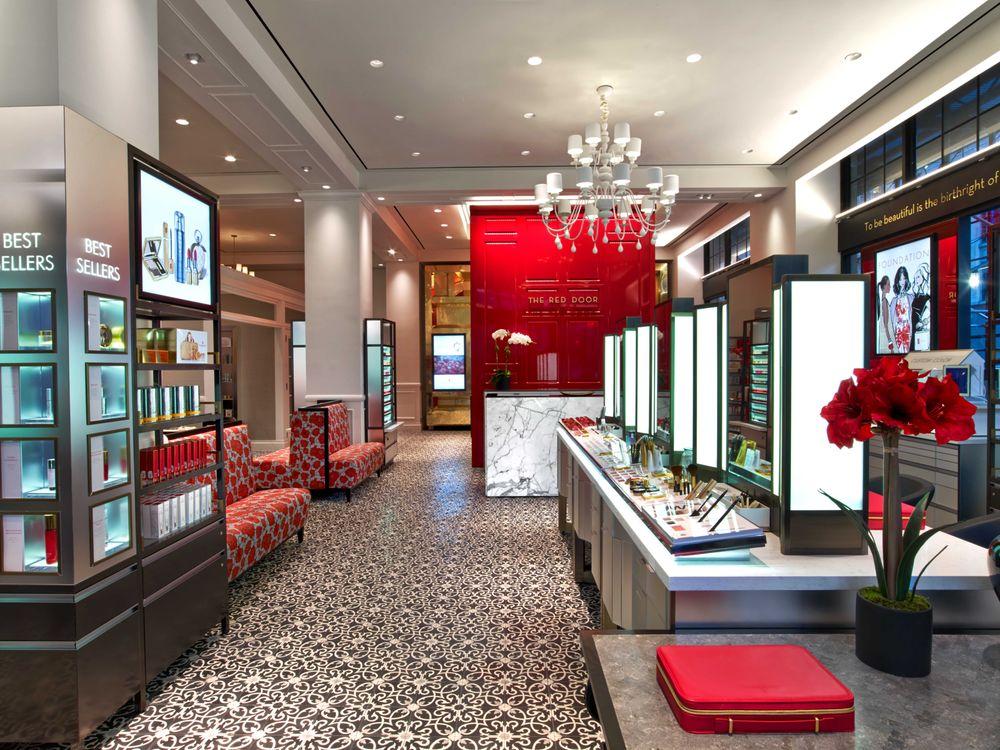 The Red Door Salon & Spa: 200 Park Ave S, New York, NY
