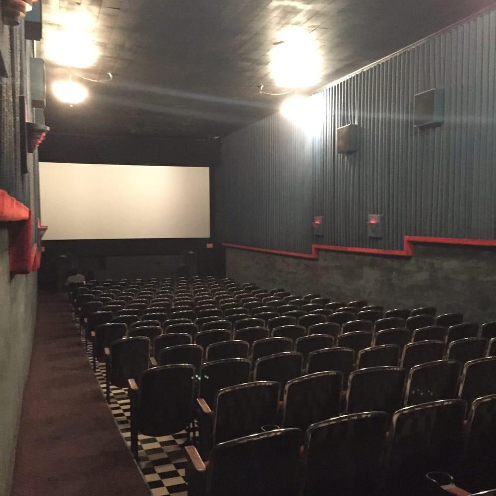 Liberty Theatre: 9 W Main, Carnegie, OK