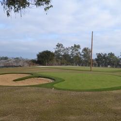 Pacific Golf Centers logo