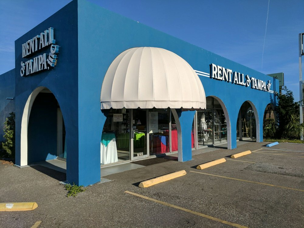Rent All of Tampa: 722 N Dale Mabry Hwy, Tampa, FL