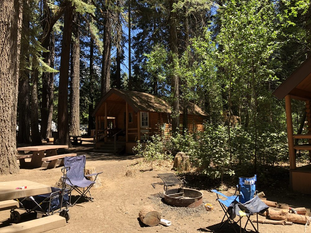 Koa Kampgrounds of Mt Shasta: 900 N Mt Shasta Blvd, Mount Shasta, CA