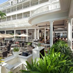 Photo Of The Veranda At Beachhouse Honolulu Hi United States
