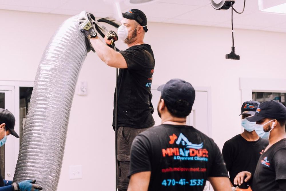 MMI Appliance Repair & Air Duct/Dryer Vent Cleaning