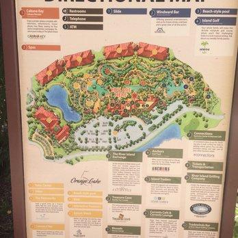 holiday inn florida map