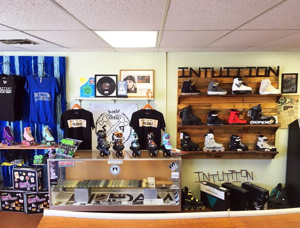 Sports Apparel Store