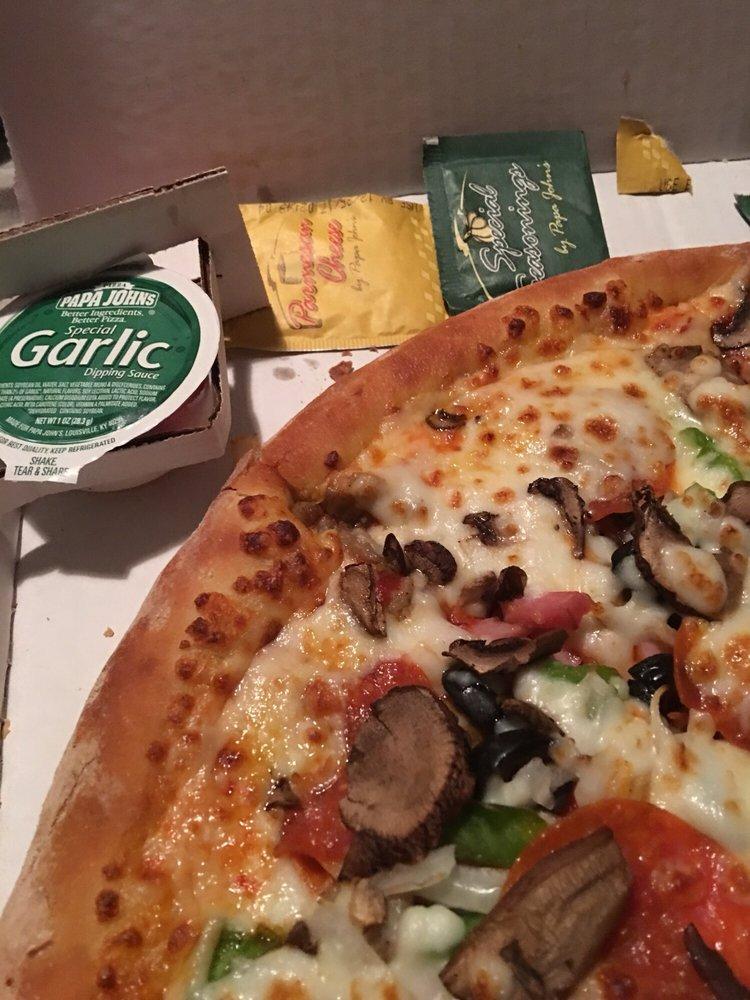 Papa John's Pizza: 203 Commerce Ave. #F, Lagrange, GA