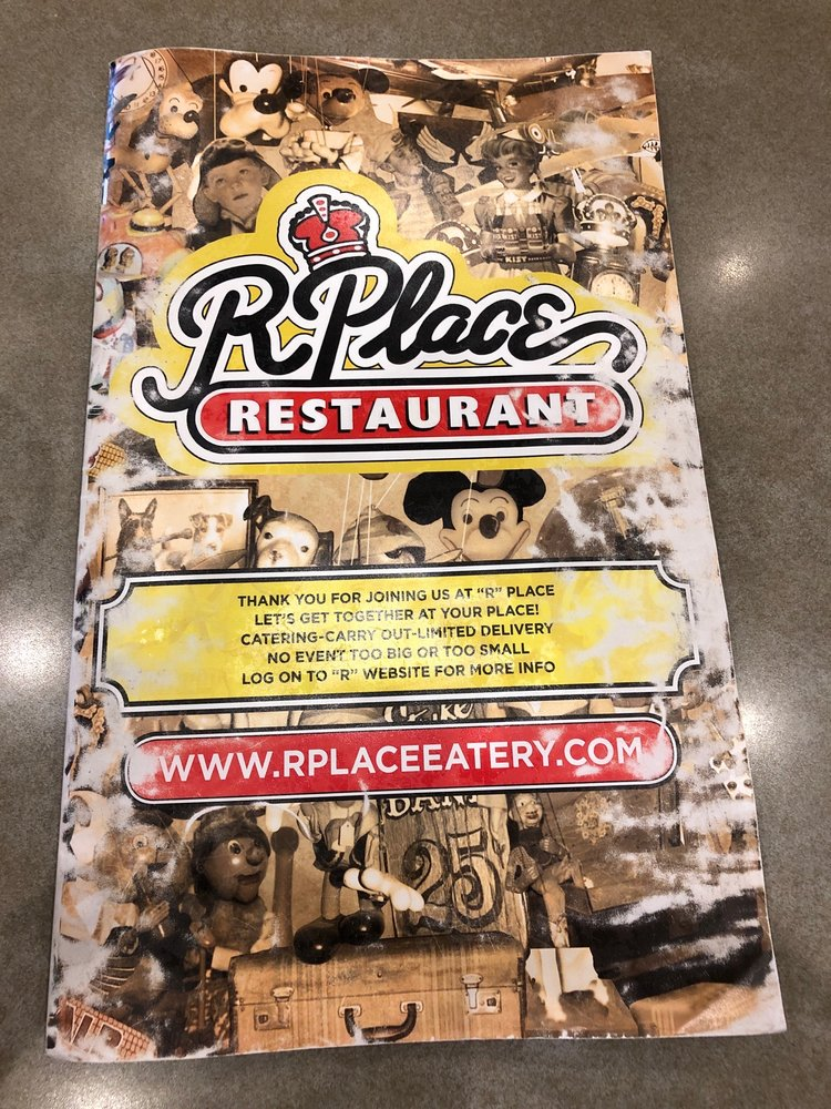 R-Place Family Eatery: 21 Romines Dr, Morris, IL
