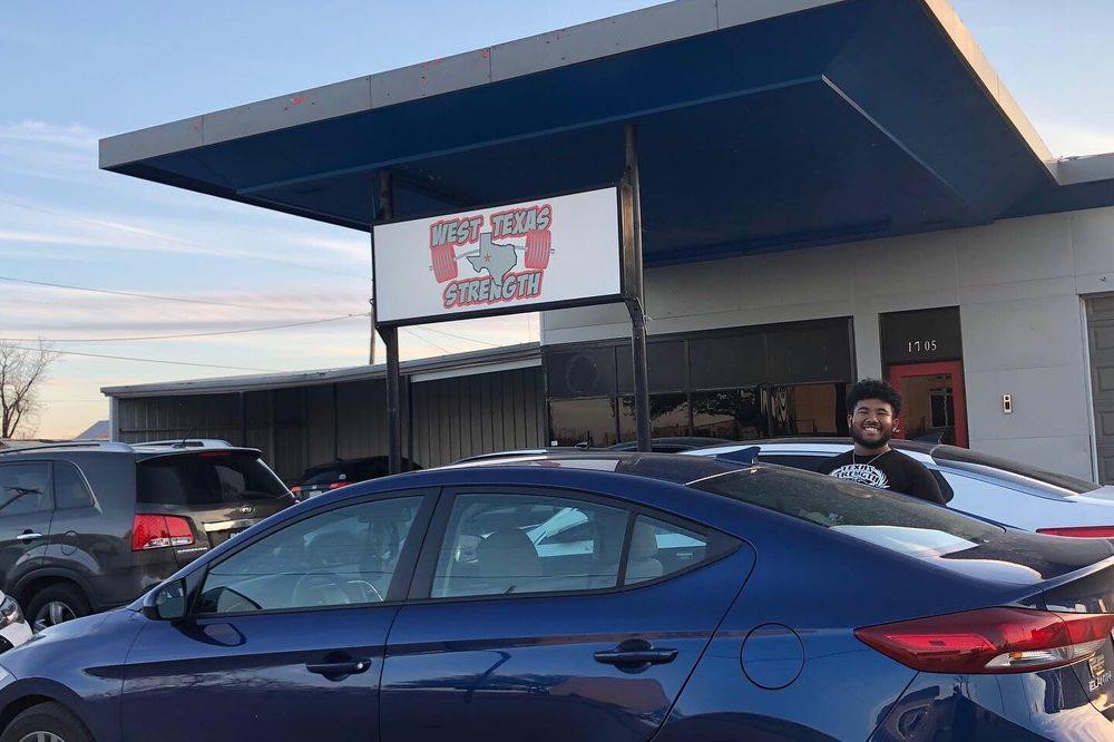 West Texas Strength Nutrition & Training Center: 1705 N Chadbourne, San Angelo, TX