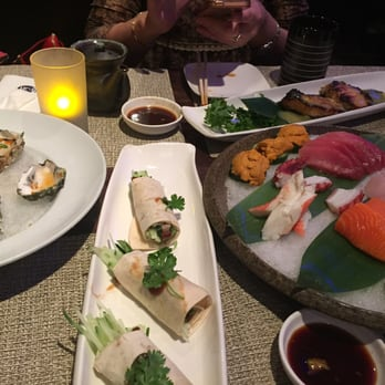 Rachel q 39 s reviews kissimmee yelp for Ajisai japanese cuisine