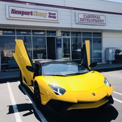 Newport Smog Test Only Center & Auto Registration Services