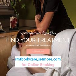 97f5c309c60b58 RMT Bodycare Massage Clinic - Massage Therapy - 20 Eglinton ave East ...