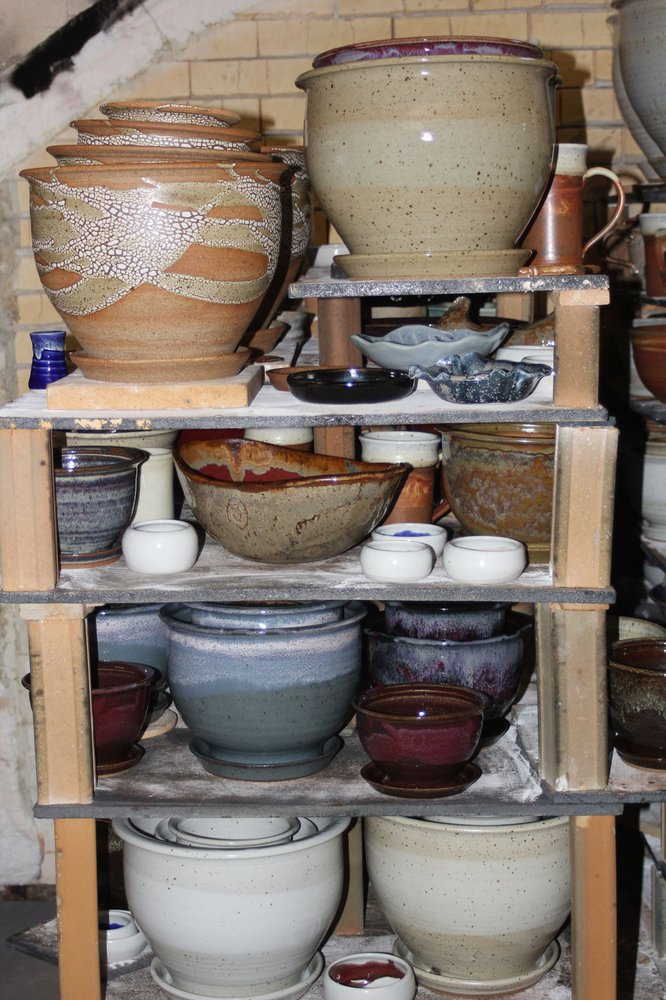 Bruning Pottery: 115 Avenue D, Snohomish, WA