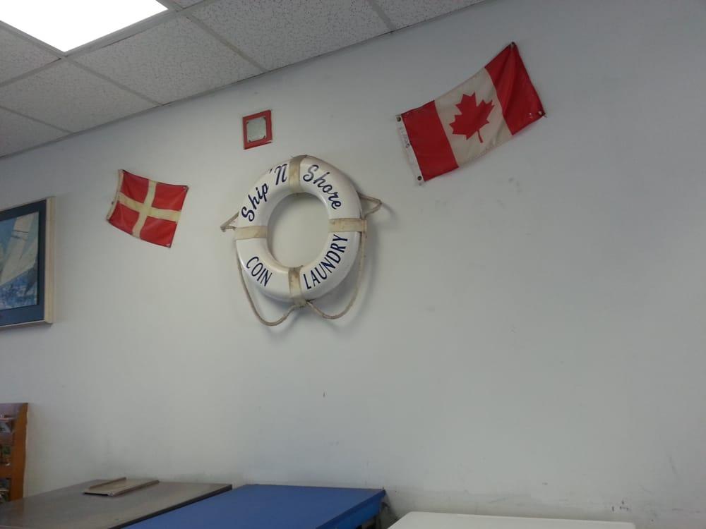 Ship 'n' Shore Coin Laundry: 4300 Kings Hwy, Punta Gorda, FL