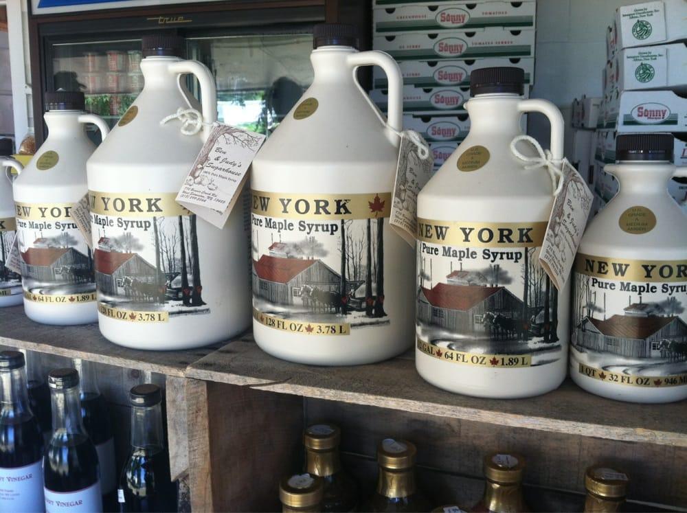 Mosher Farms: 3214 Fargo Rd, Bouckville, NY