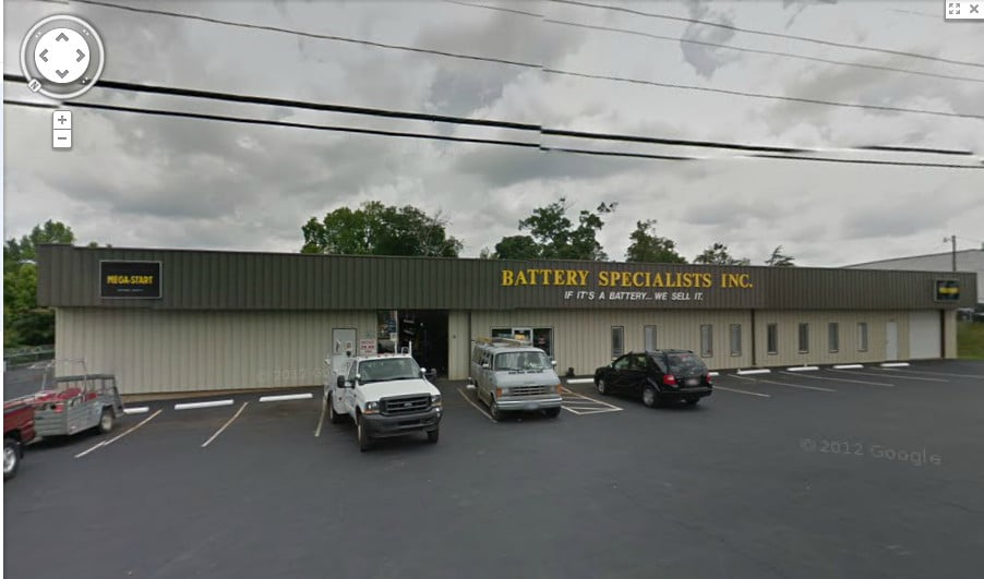 Battery Specialists: 210 Furman Hall Rd, Greenville, SC