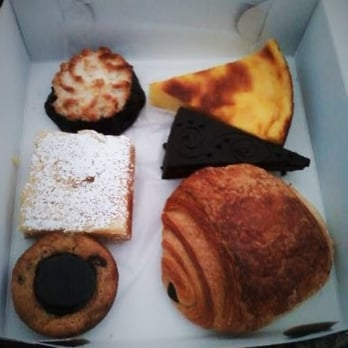 Photo Of Casse Croute Bakery Livermore Ca United States Assorted Baked