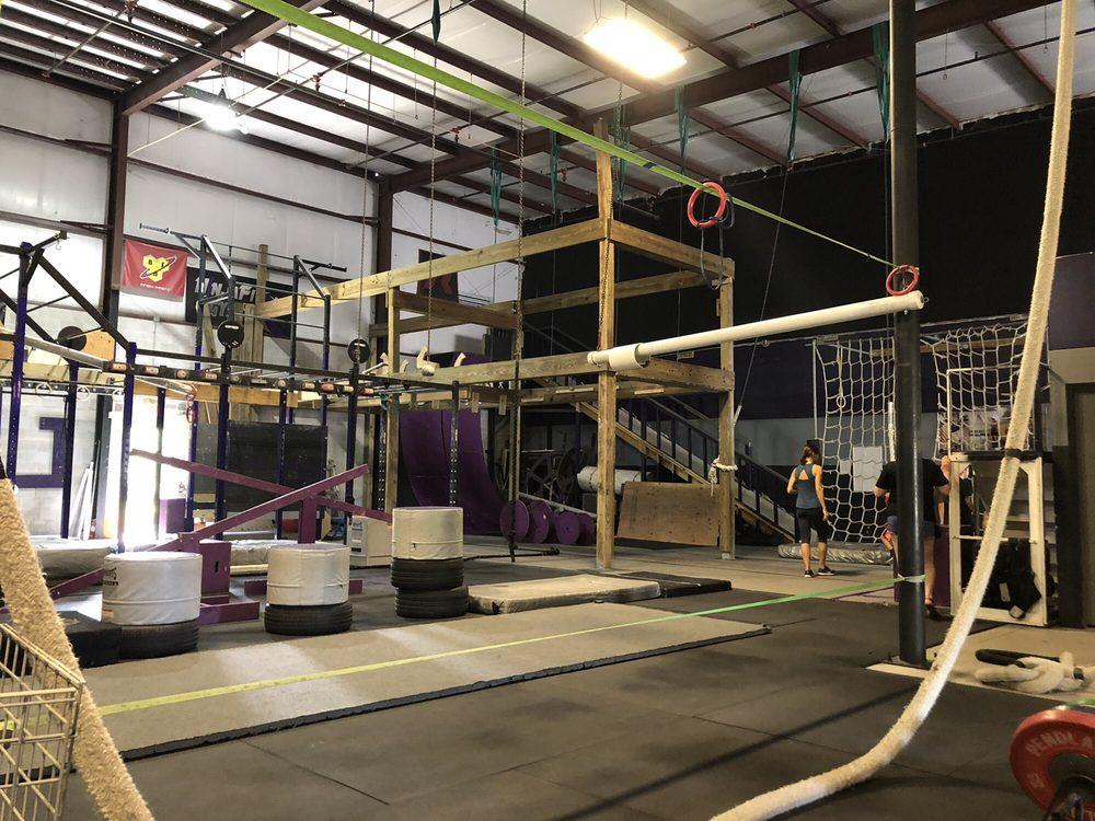 NinjaFit Gym: 6541 N Orange Blossom Trl, Orlando, FL