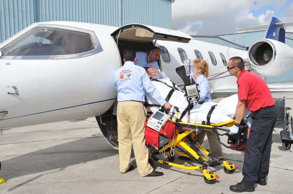 Advanced Air Ambulance: 12360 SW 132nd Ct, Miami, FL
