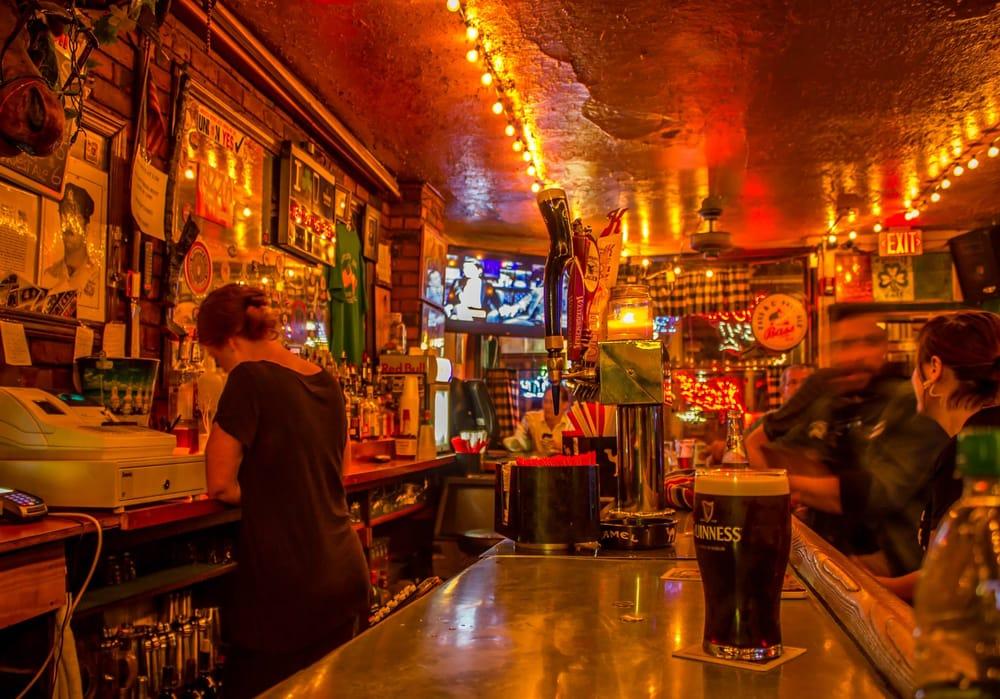 Paddy's Old City Pub: 228 Race St, Philadelphia, PA