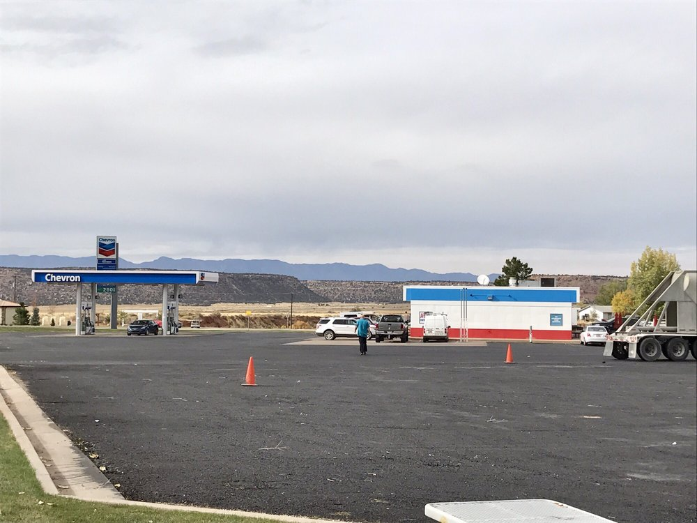 Chevron: UT-59, Apple Valley, UT