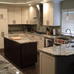 Photo Of DIY Kitchens Baths   Madison, VA, United States. Added Island.