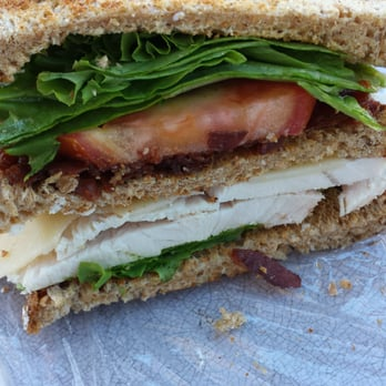 Photo Of Country Kitchen Concord Ma United States Turkey Club Sandwich
