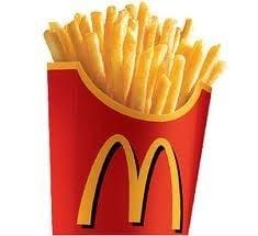 McDonald's: 1003 S Hwy 2, Warner, OK
