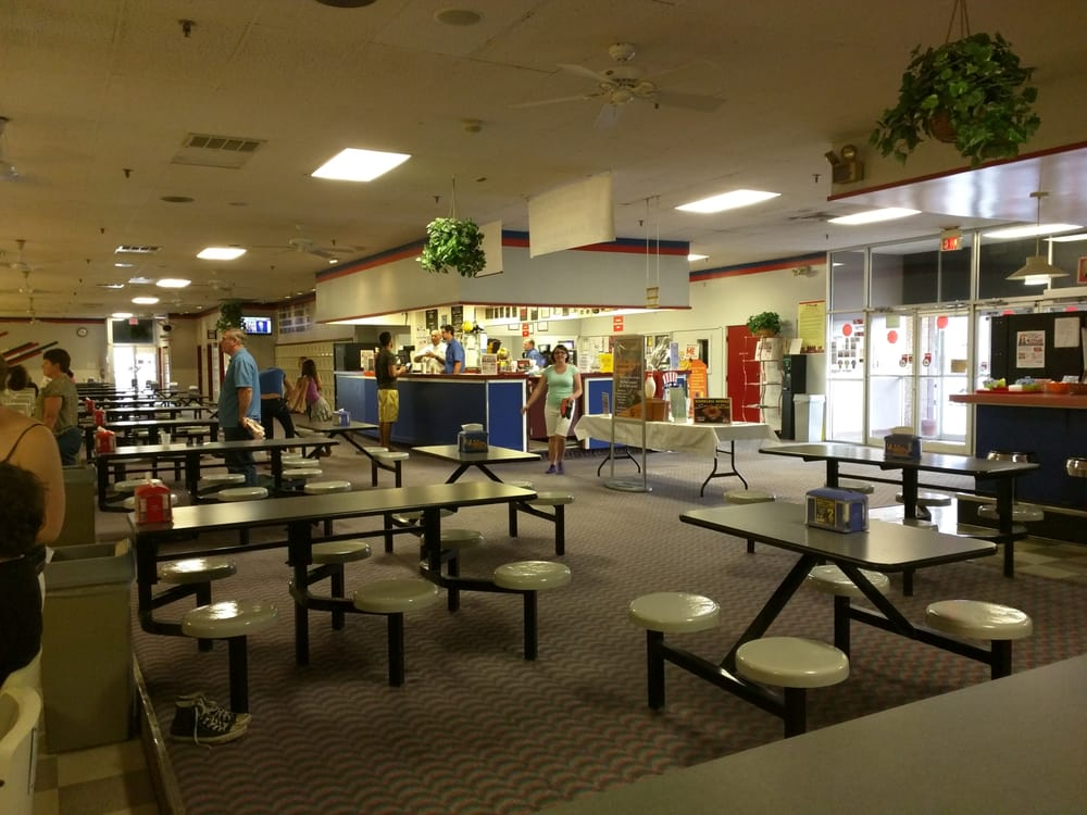 Bowl America: 361 Blanding Blvd, Orange Park, FL