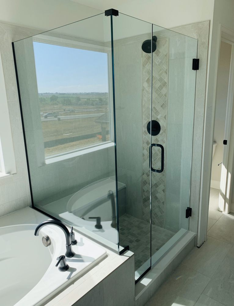 Rocky Mountain Glass & Shower: 116 N 2nd Ave, Ault, CO