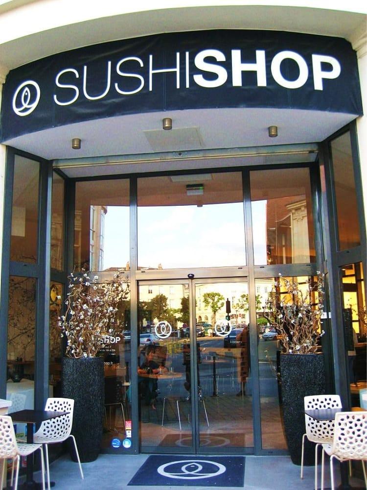 sushi shop 13 photos 16 avis japonais rue de l 39 arbal te reims restaurant avis. Black Bedroom Furniture Sets. Home Design Ideas