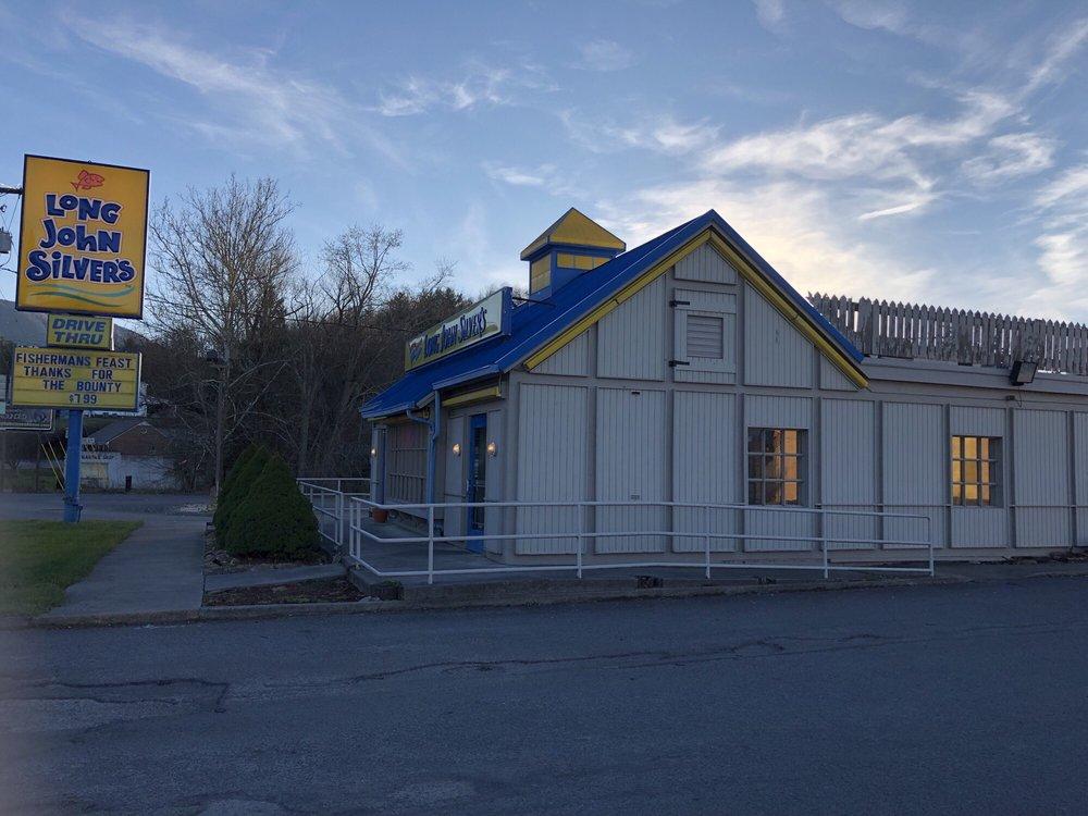 Long John Silver's: 899 E Fincastle Rd, Tazewell, VA
