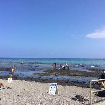 Photo Of Kahalu U Beach Park Kailua Kona Hi United States